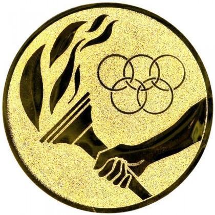 Эмблема А145 (олимпийский огонь)