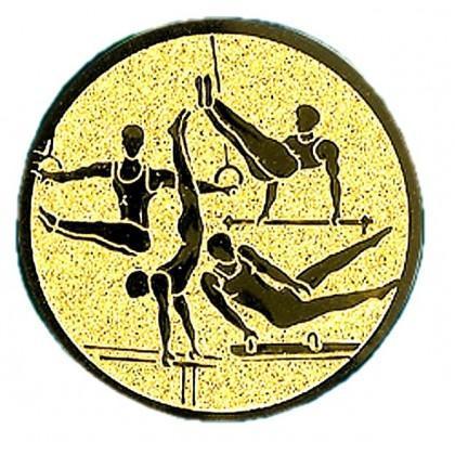 Эмблема А150 (спортивная гимнастика, мужчины)
