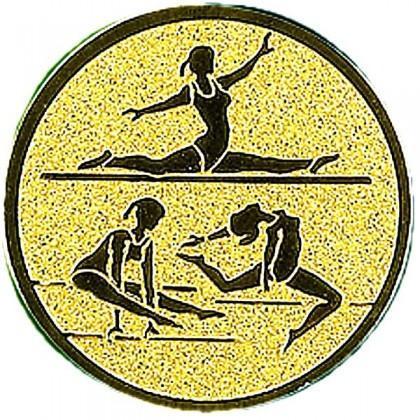 Эмблема А151 (спортивная гимнастика, женщины)