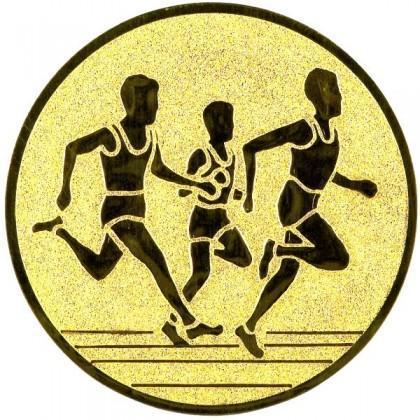 Эмблема А27 (легкая атлетика, кросс)
