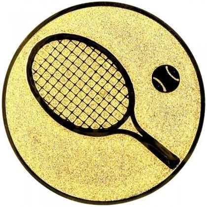 Эмблема А33 (большой теннис, ракетка)