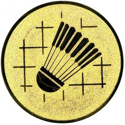 Эмблема А34 (бадминтон)