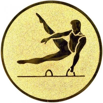Эмблема А43 (спортивная гимнастика. мужчины)