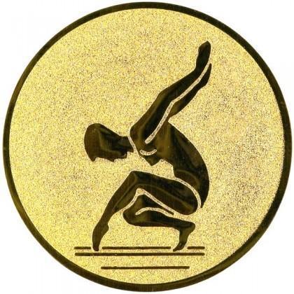Эмблема А44 (спортивная гимнастика, женщины)