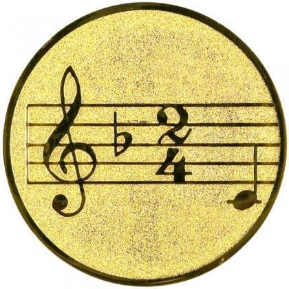 Эмблема А47 (музыка, ноты)