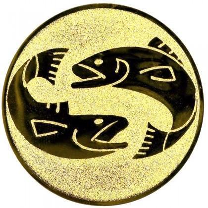 Эмблема А61 (рыбы)