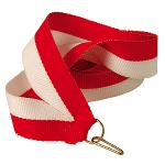 Лента RO/WI (красный/белый)